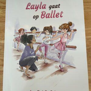 Balletboek Layla gaat op ballet